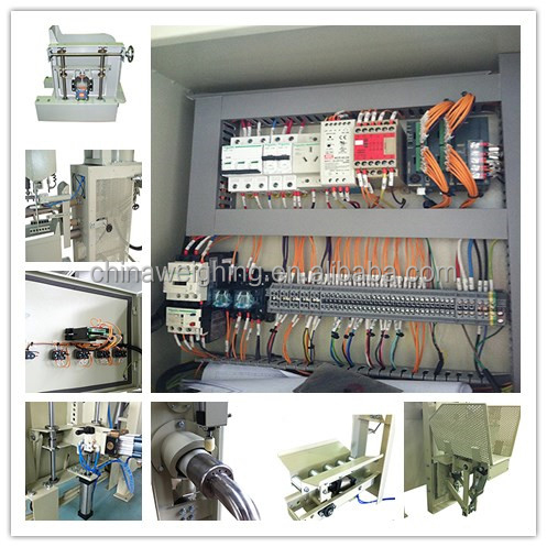 5-50 kg Valve Sack Air Bag Filling Machine for Cement Powder