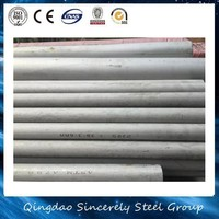 China Supplier ASTM A312 TP316l Stainless Steel Seamless Pipe