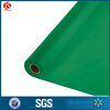 Green Extra Long Cheap Plastic Tablecloth Roll