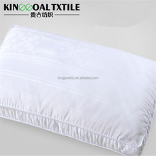 High Quality Jacquard cotton cover small and soft pillow