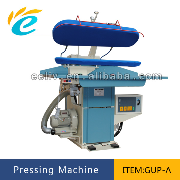Laundry shirt collar press machine for sale