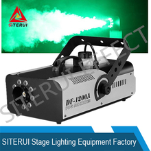 Dj power fog machine 1200W LED stage smoke machine