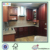 Medium Walnut Kitchen Cabinets