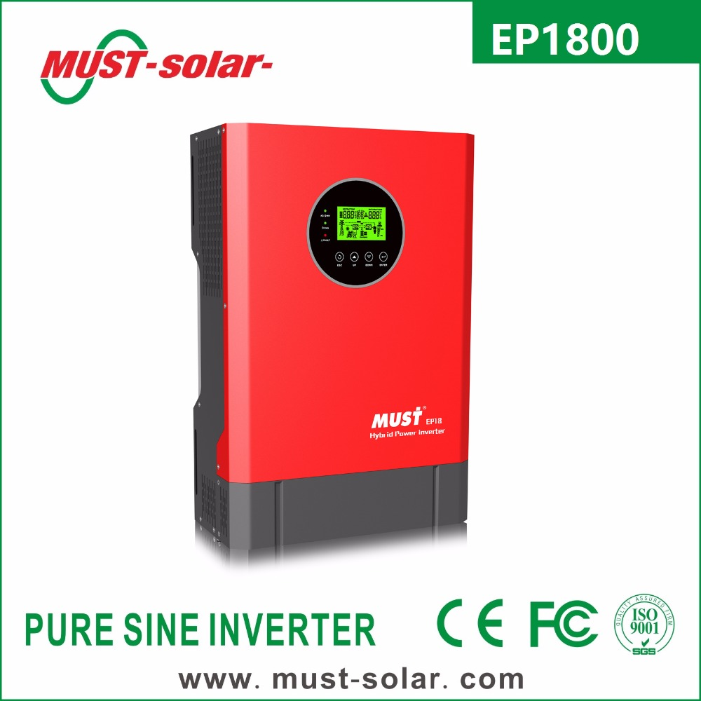Parallel Home Power Supply System 48V 230v 5kva 4KW Inverter with Battery Charger 60A