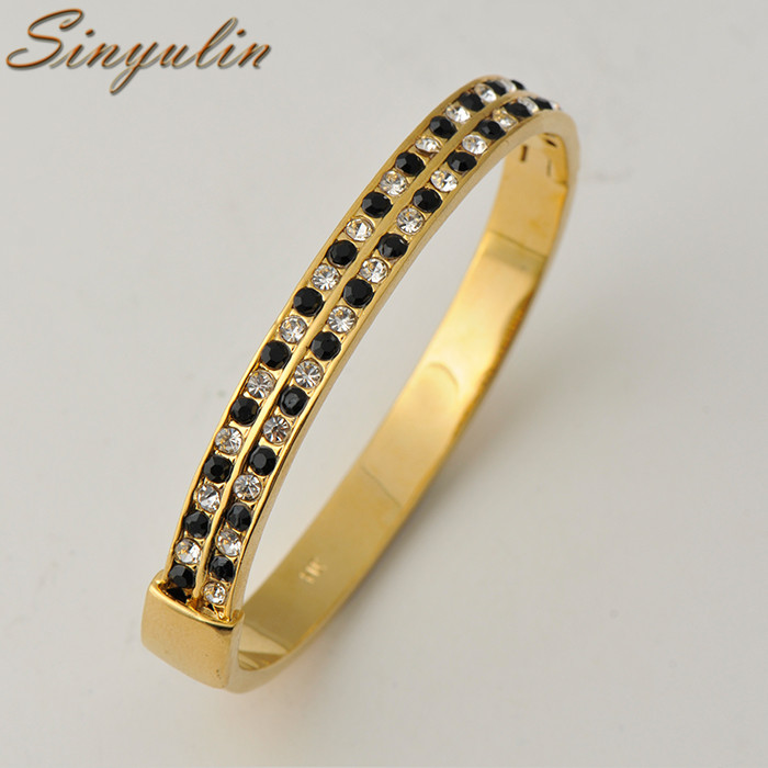 Latest Gold Bangle Designs Gold Plating Enamel Bangle Birthday Wishes For Best Friend 70020542