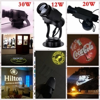Popular in market high definition images led light projector logo