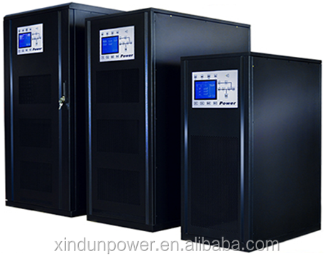 Hight quality off grid 30KW 230V to 380V 3phase inverter for solar power system with LCD display