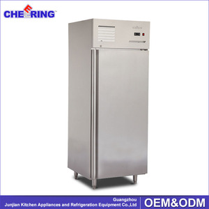 Commercial Stainless Steel static cooling cheap fridge freezers