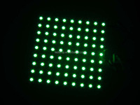 CE RoHS Approval Advertising dot matrix rgb LED panel light