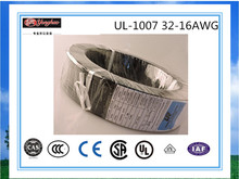 UL 1007 Electrical Cable 32~16AWG Copper Wire Conductor PVC Insulation Hook-up wire