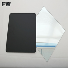 Big Production Ability Cheap Plastic Mirror Glass Sheets