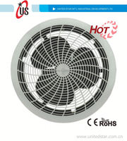 in-out air 6inch/8inch/10inch/12inch exhaust fan ventilating fan drum exhaust fan for air clear use