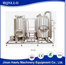 complete system 20hl 30hl 50hl commercial /industrial beer brewery plant brewing equipment