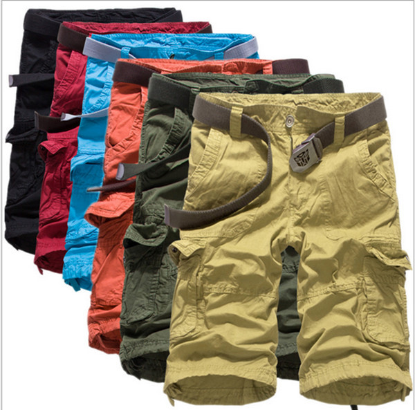 1 pc/lot hot sale summer popular China made top quality 3/4 men short pants