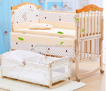 2016 best price new zealand solid wood baby crib baby bed for Best value baby crib