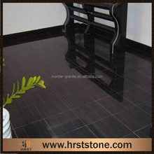 Absolute Black sandal wooden marble