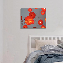 China Wholesale Aboriginal Dot Paintings with LED Light