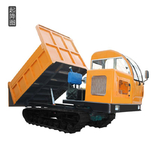 Factory prcie self-loading mini forestry equipment dumper for sale