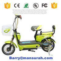 replaceable hidden battery electric bicycle
