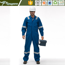 Anti-static oil resistant flame retardant aramid oil field gas station coverall