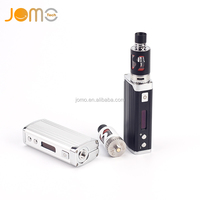 Alibaba express Electronic Cigarette Lite 65 Pro TC Best quality e cig box mod 0.1ohm zinc alloy jomo 65W small tc box mod