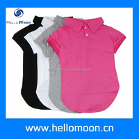 New Arrival Plain Color Comfortable Dog Clothes Manufacturer