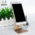 All smart phone and Tablet Compatible Brand and No Charger flexible metal cell phone stand holder