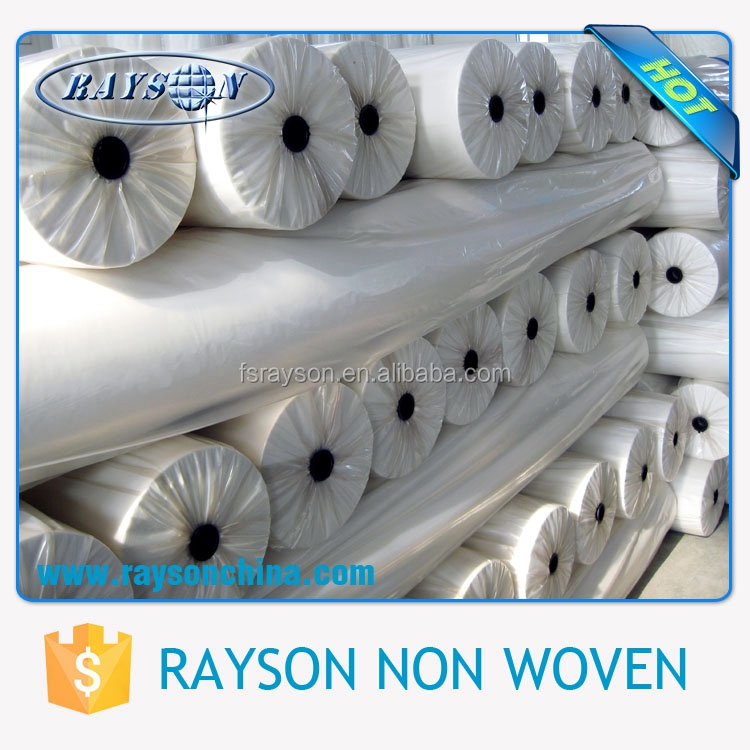 China Manufactured Biodegradable Agriculture Use Fabric Nonwoven Fabric