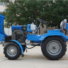 China best quality 15hp 18hp mini tractor popular in east european market