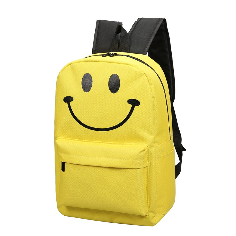 Casual Unique School Bag Girls Rucksack Canvas Backpack