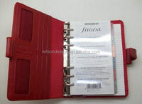120 Sheets Inner Pages and PVC Cover Material Organizer diary