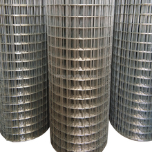 Factory price hot dipped galvanized welded 3mm construction wire mesh