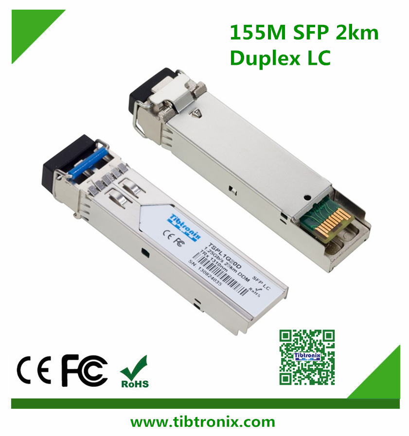 FE SFP MM 1310nm 2km Duplex LC