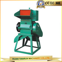 plastic film Crushing Plastic Recycling Crusher