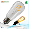 12V 24V 36V ST64 light bulb 12V E27 edison bulbs led dimmable 6w st64