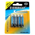 Affiliate partners supply cheap alkaline aaa battery . 1.5v am-4 lr03