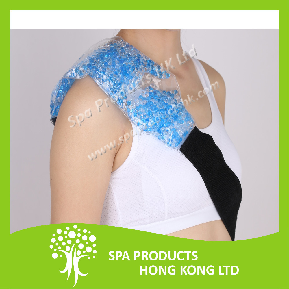 Health Care Gel Beads Therapy for Neck Shoulder