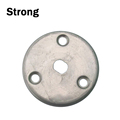 Thickness 0.08mm-45mm precise punching bending sheet metal stamping parts
