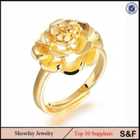 361L Stainless Steel Jewelry Gold Steel Ring Distributor Indonesia