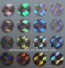 Supply all kinds of bopp holographic film.laser film