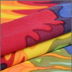Factory popular high quality polyester printed lining fabric for sportswear