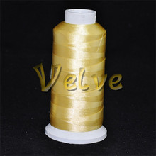 sewing silk thread for weaving