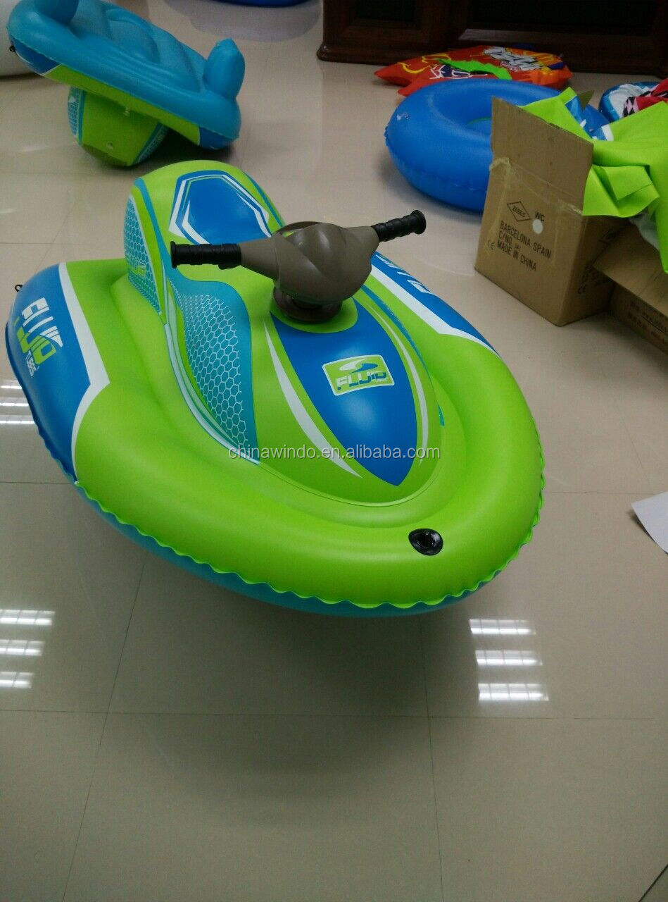China hot sale Children Inflatable electric jet ski,Inflatable Sea Scooter