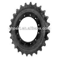 high quality China spare parts E70B Sprocket for cat machinery