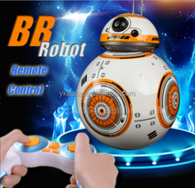 Star Battle Remote Control BB robot for children/Newest star battle BB robot remote control robot toy for kids