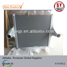 ALUMINUM TRUCK INTERCOOLER FOR VOLVO F10 FH12