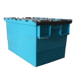 Heavy Duty 50kgs Moving Storage Plastic 80L Containers