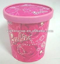 7oz paper ice cream cup with paper lid and oem paper cups is available