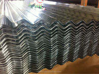 galvanized corrugated iron roofing sheets