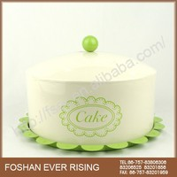 Wholesale Cake Stand New Design Single-Layer Cake Stand